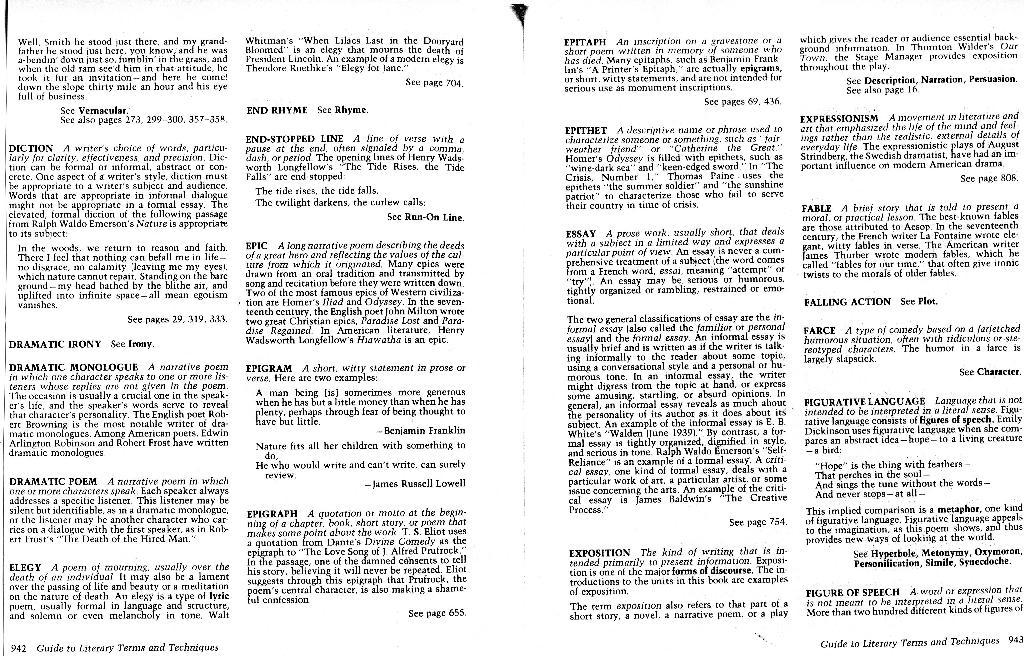 Dunn, Elizabeth / LiteraryTermsGlossaryPage3