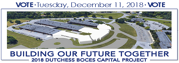 BOCES Capital Project log