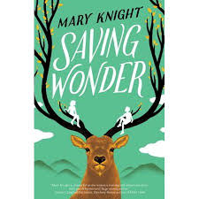 Book Cover: Saving Wonder by Mary Knight