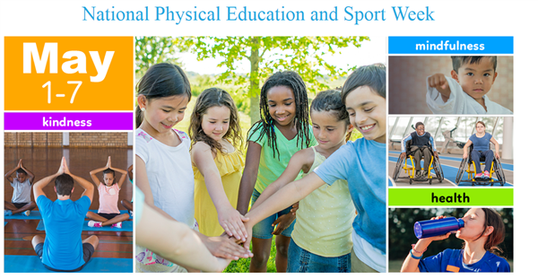 National Health and Physical Education Week