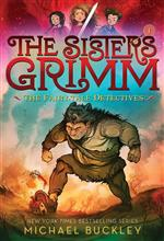 The Sister's Grimm Book 1