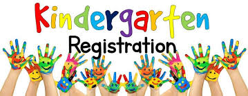 K Registration for 2020-2021