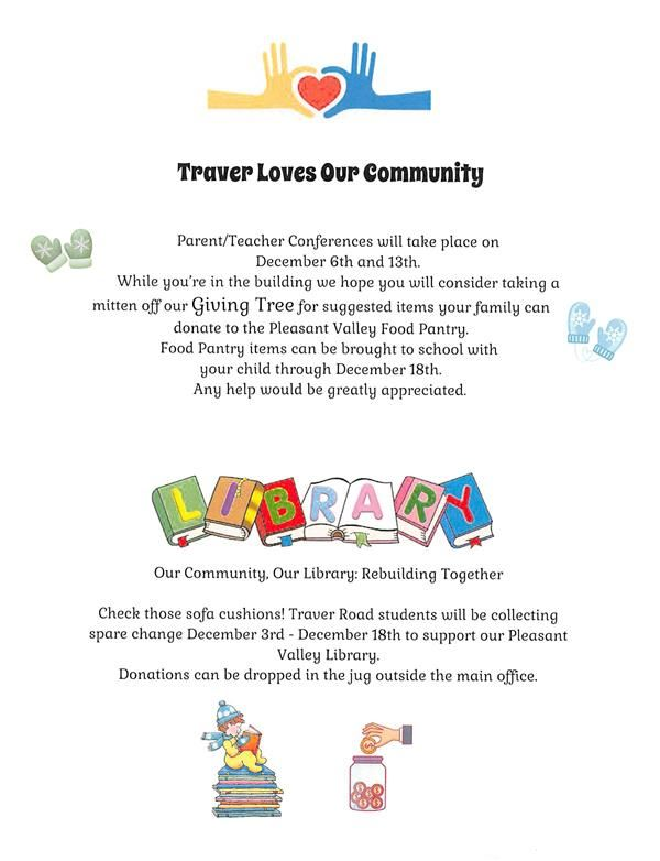 Traver Loves Our Community