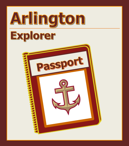 Arlington Explorer Passport
